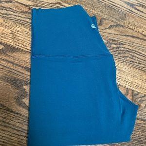 "Lululemon Align Pant size 2 25"" Night Diver"